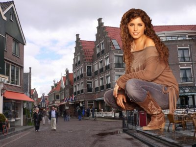big art of Yolanthe van Kasbergen(Volendam)