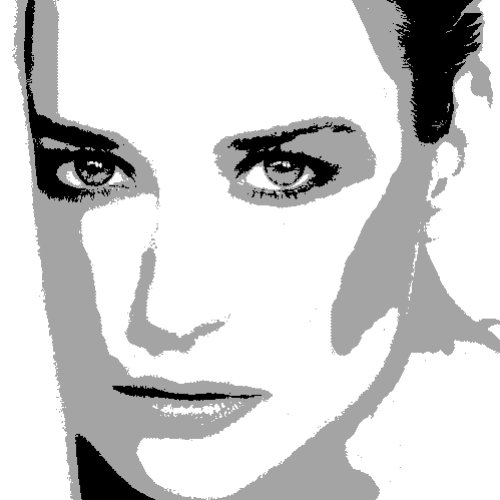 Demi Moore art