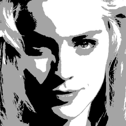 Sharon Stone art