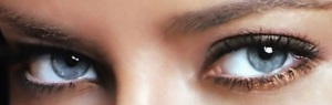 eyes of Adriana~Lima