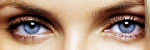 eyes of Cameron~Diaz