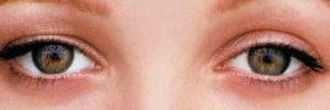 eyes of Drew~Barrymore