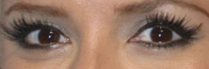 eyes of Eva~Longoria