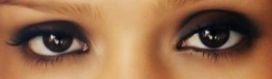 eyes of Jessica~Alba