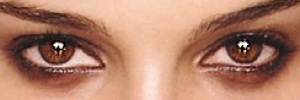 eyes of Natalie~Portman