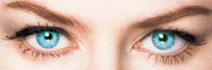 eyes of Nicole~Kidman