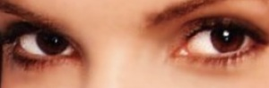 eyes of Sandra~Bullock